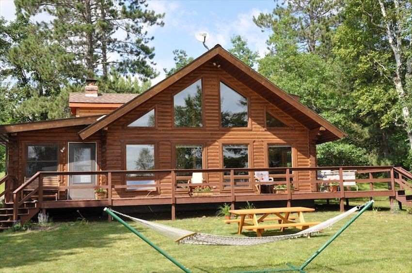 Bass Lake Cabin Rental - Vacation Home Rental