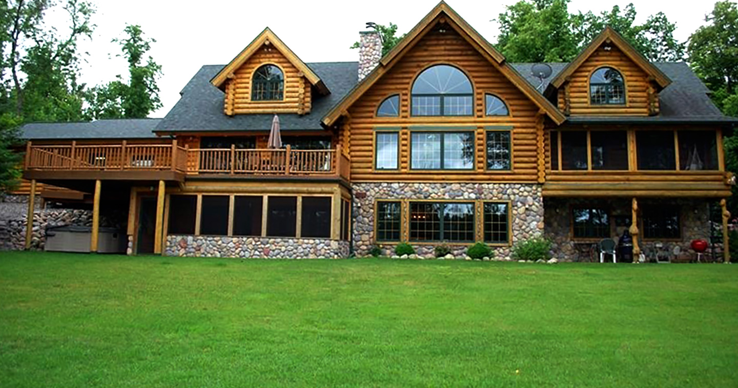 Cabin property management and maintenance services in the Grand Rapids, MN Area by 5 Star Pest & Cabin Care.