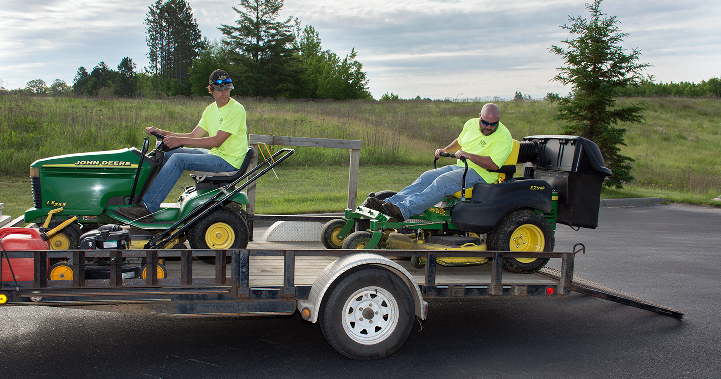 Professional Lawn Care Services For Commercial And