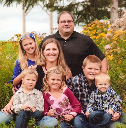 The Puelston Family